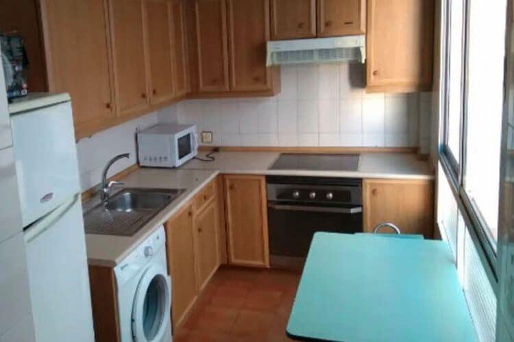 Vakantiehuizen Spanje | Castilla-las-mancha | Appartement te huur in La-Yunta    2 personen