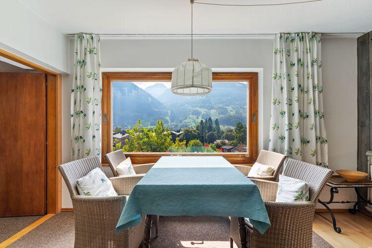 Vakantiehuizen Oostenrijk | Tirol | Appartement te huur in Schruns   met wifi 6 personen