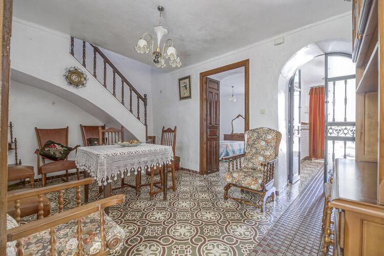 vakantiehuis Spanje, Andalucia, Villanueva de San Juan vakantiehuis ES-41660-01