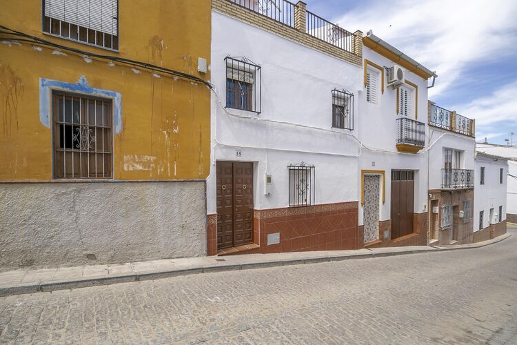 Vakantiehuizen Spanje | Andalucia | Vakantiehuis te huur in Villanueva-de-San-Juan met zwembad  met wifi 4 personen