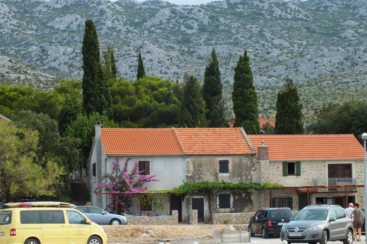 vakantiehuis Kroatië, Dalmatie, Starigrad vakantiehuis HR-23244-53