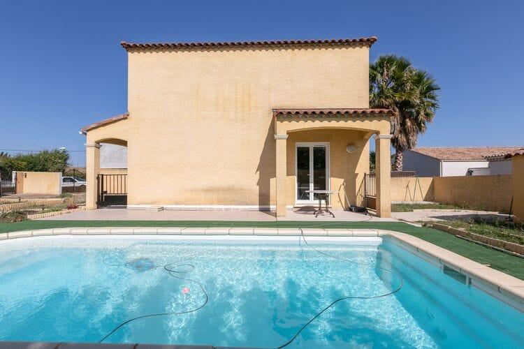 vakantiehuis Frankrijk, Languedoc-roussillon, Pinet vakantiehuis FR-34850-01