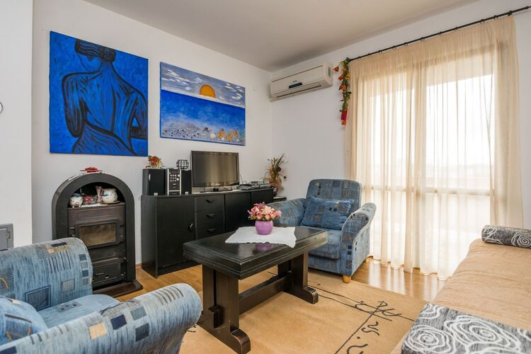 Appartement Kroatië, Dalmatie, Vir Appartement HR-23234-45