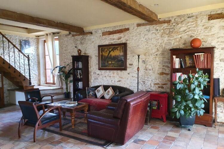 Woning Frankrijk | Ile-de-France | Vakantiehuis te huur in Raizeux   met wifi 6 personen