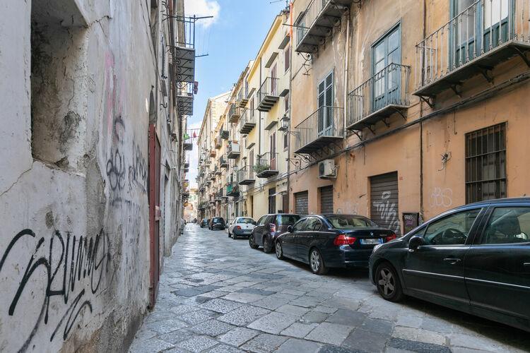 vakantiehuis Italië, Sicilia, Palermo vakantiehuis IT-90133-08