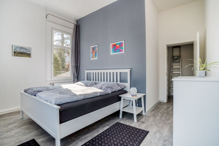 Appartement Duitsland, Thuringen, Georgenthal Appartement DE-99887-03