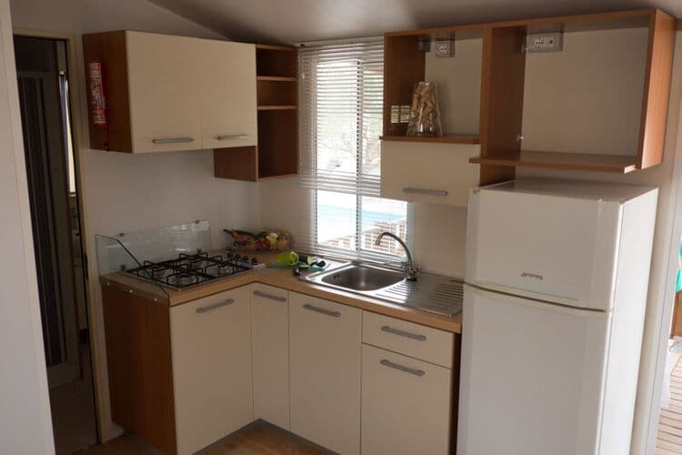 Sta caravan Kroatië, Dalmatie, Pakoštane Sta caravan HR-23211-29