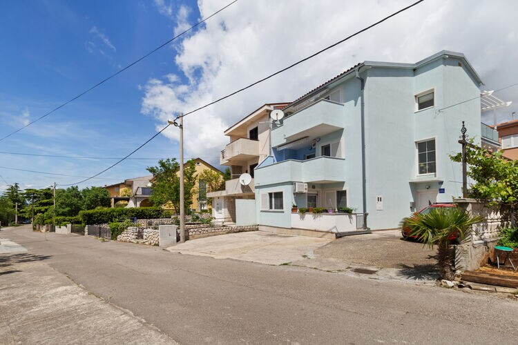 Appartement Kroatië, Kvarner, Jadranovo Appartement HR-51264-02
