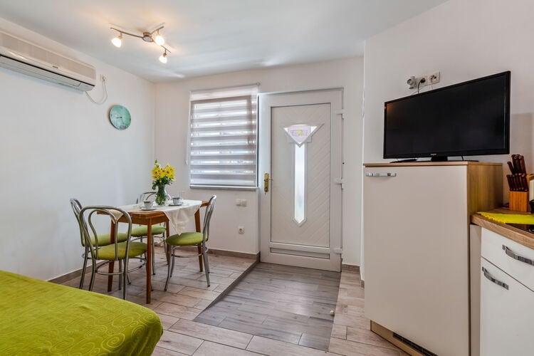 Appartement Kroatië, Kvarner, Jadranovo Appartement HR-51264-04