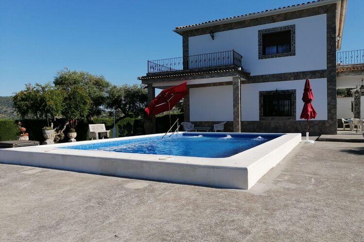 vakantiehuis Spanje, Andalucia, El Bosque vakantiehuis ES-00085-30