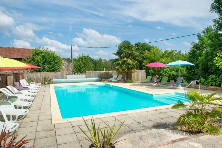 Vakantiehuizen Frankrijk | Dordogne | Vakantiehuis te huur in Lacapelle-Biron met zwembad  met wifi 6 personen
