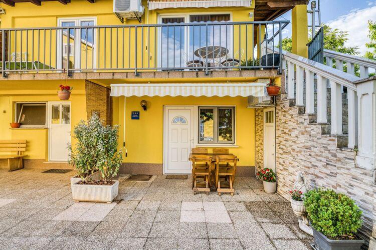 Vakantiehuizen Kroatie | Kvarner | Vakantiehuis te huur in Lovran met zwembad  met wifi 2 personen