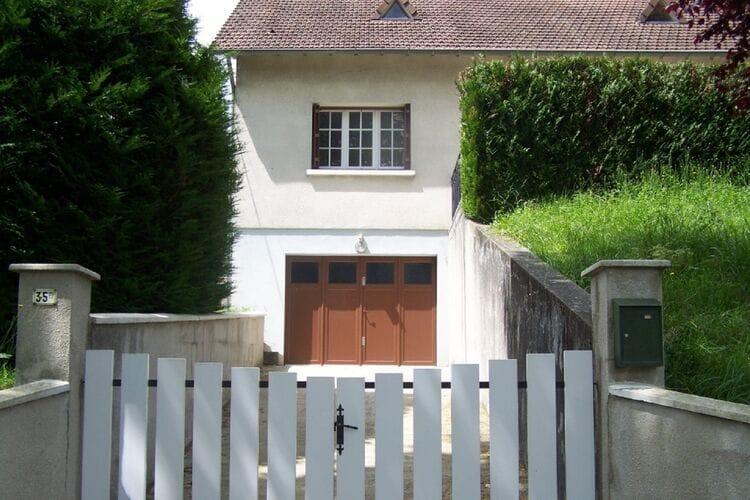 Woning Frankrijk | Region-Centre | Vakantiehuis te huur in Bonny-sur-Loire   met wifi 8 personen