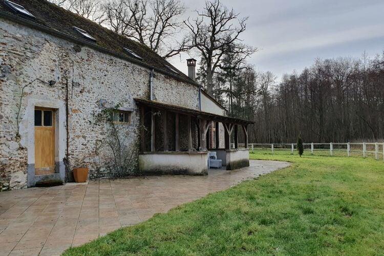 Woning Frankrijk | Ile-de-France | Vakantiehuis te huur in Raizeux   met wifi 8 personen