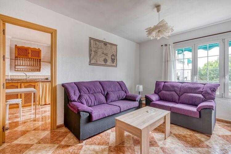 Vakantiehuizen Malaga te huur Málaga- ES-29007-08   met wifi te huur