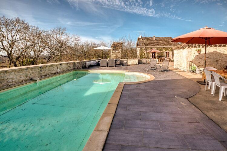 vakantiehuis Frankrijk, Midi-Pyrenees, Monpezat-de-Quercy vakantiehuis FR-82270-05
