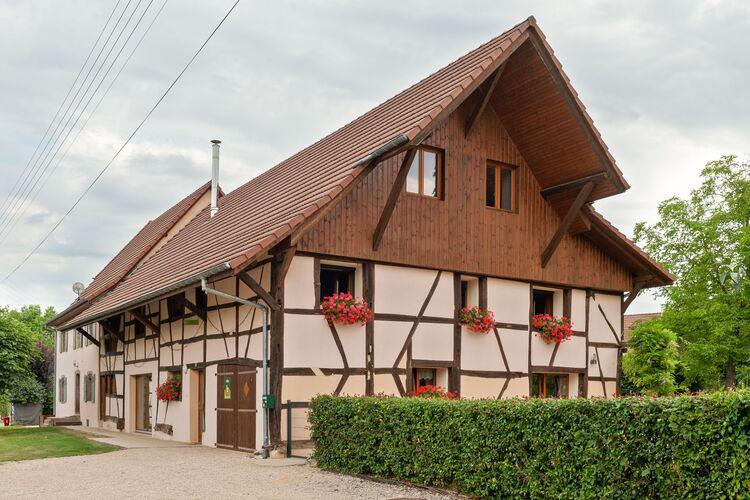 Vakantiehuizen Jura te huur Petit-Croix- FR-90130-01   met wifi te huur
