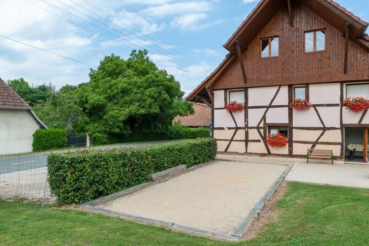 vakantiehuis Frankrijk, Jura, Petit-Croix vakantiehuis FR-90130-01