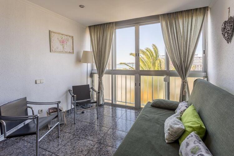 Appartementen Costa Dorada te huur La-pineda- ES-43481-04   met wifi te huur