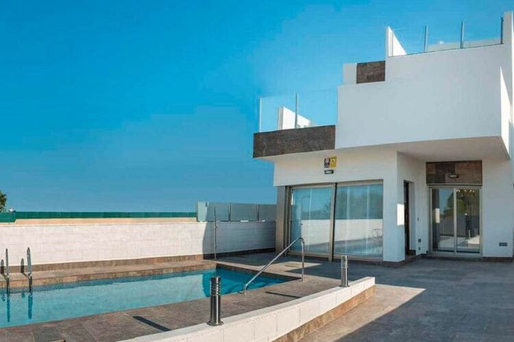 Villa con piscina privada  Costa Blanca Spain