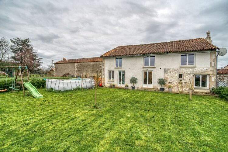 Vakantiehuizen Frankrijk | Pays-de-la-loire | Vakantiehuis te huur in Savigne met zwembad  met wifi 8 personen