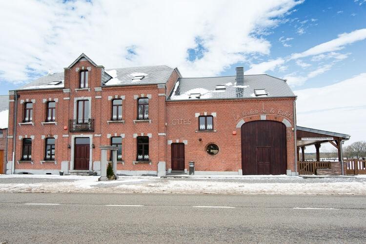 vakantiehuis België, Namen, Cul-des-Sarts vakantiehuis BE-5660-46