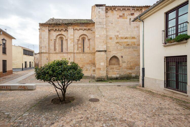 Vakantiehuizen Spanje | Castilla-Y-Leon | Appartement te huur in Zamora   met wifi 3 personen