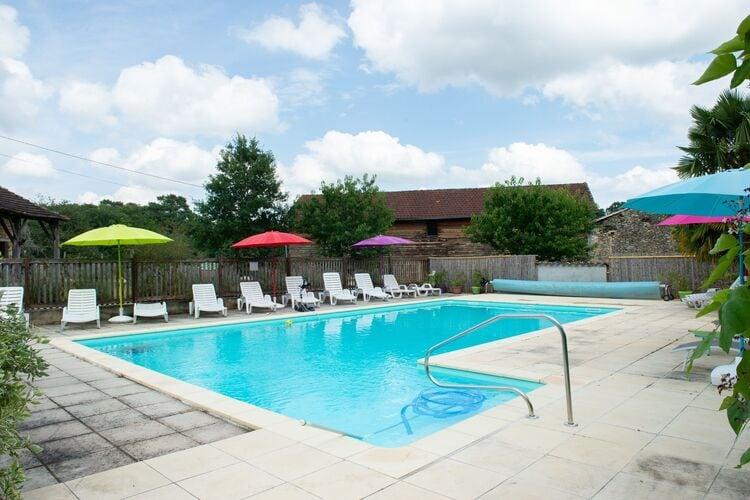 Vakantiehuizen Frankrijk | Dordogne | Vakantiehuis te huur in Lacapelle-Biron met zwembad  met wifi 10 personen