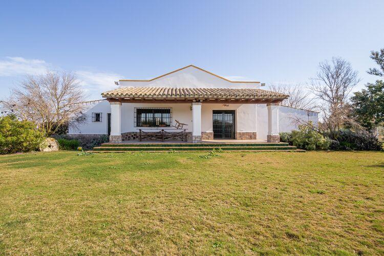 Vakantiehuizen Spanje | Luz | Villa te huur in Cadiz   met wifi 11 personen