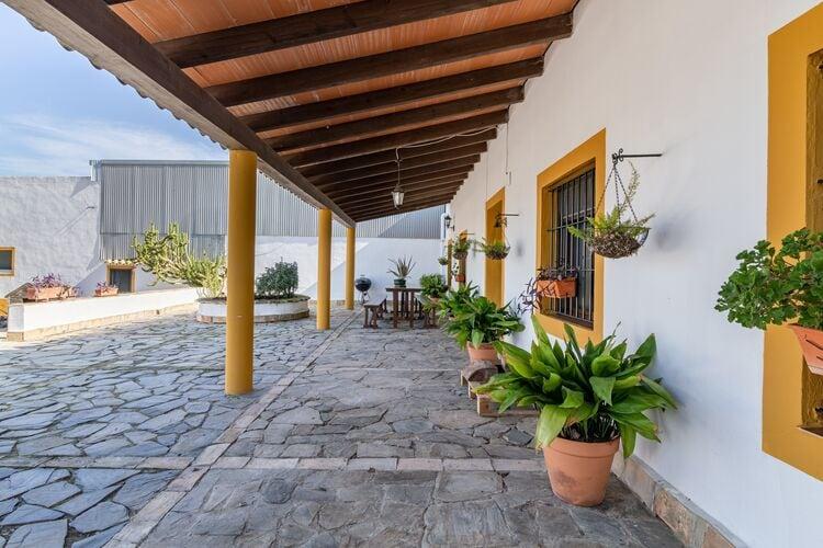 Villa Spanje, Luz, Cádiz Villa ES-11400-01