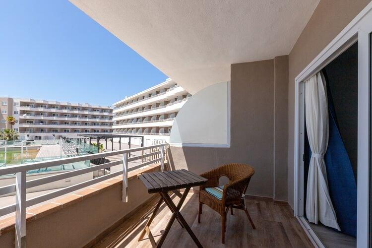 Appartementen Spanje | Mallorca | Appartement te huur in Magalluf   met wifi 4 personen