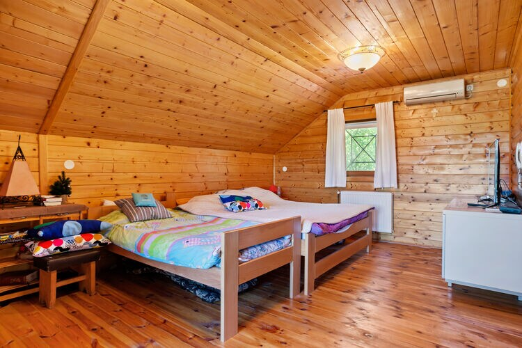 vakantiehuis Kroatië, Kvarner, Sveti Petar Mrežnički vakantiehuis HR-47250-12
