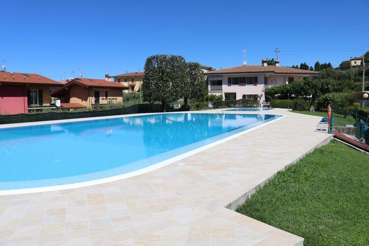 Vakantiehuizen Italie | Italiaanse-Meren | Vakantiehuis te huur in Bardolino met zwembad  met wifi 6 personen