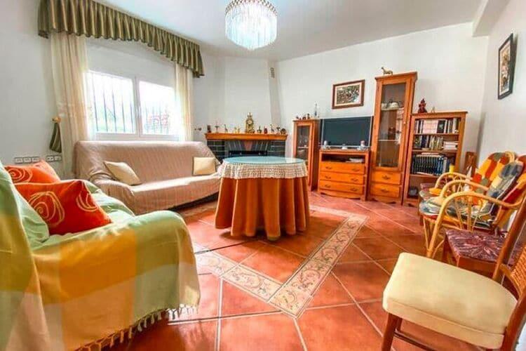 Vakantiehuizen Spanje   Costa-Almeria   Vakantiehuis te huur in Almeria    8 personen