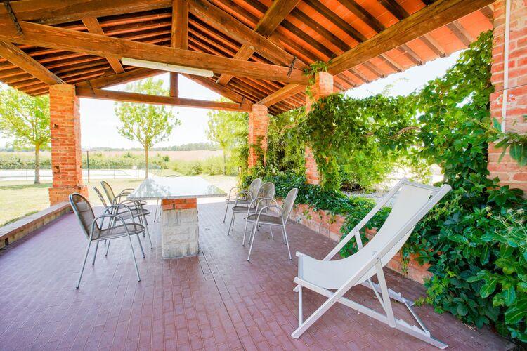 Vakantiehuizen Italie | Umbrie | Vakantiehuis te huur in Castiglione-del-Lago met zwembad  met wifi 4 personen