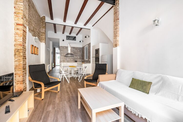 vakantiehuis Spanje, Valencia, Valencia vakantiehuis ES-46011-12