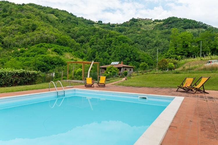 Boerderij Italië, Toscana, Fosciandora Boerderij IT-55100-118
