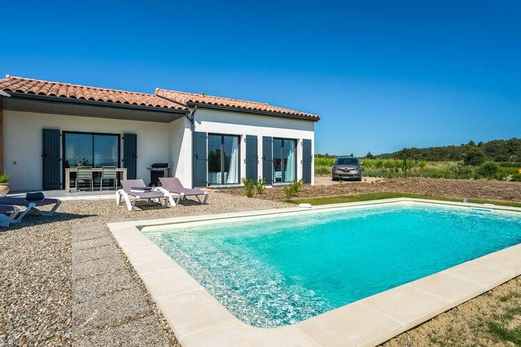 vakantiehuis Frankrijk, Languedoc-roussillon, Azillanet vakantiehuis FR-34210-53