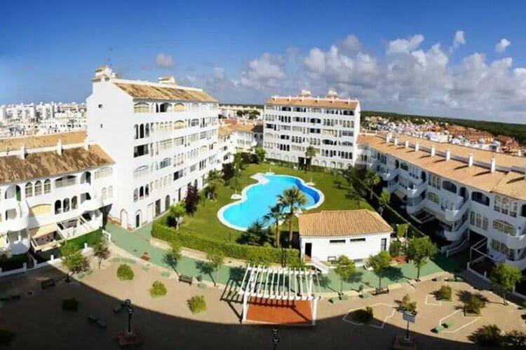 Appartementen Spanje | Luz | Appartement te huur in El-Portil   met wifi 4 personen
