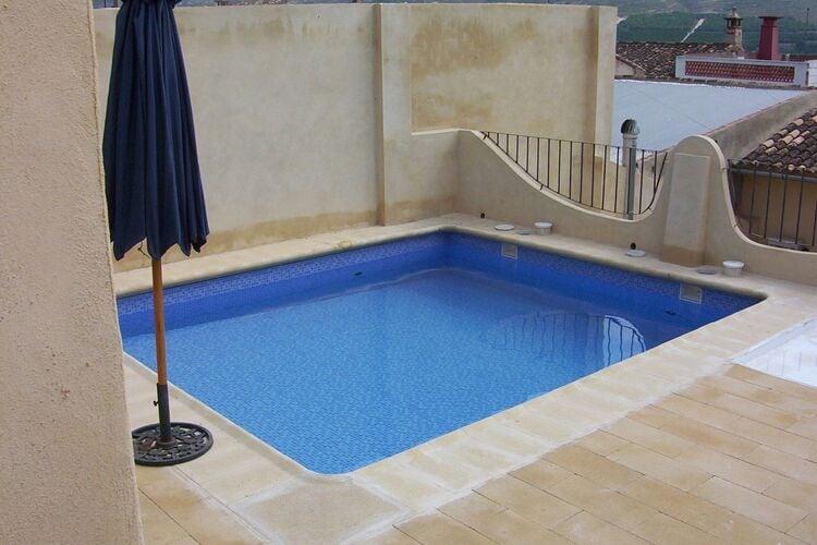 Vakantiehuizen Spanje | Valencia | Vakantiehuis te huur in Valencia met zwembad  met wifi 9 personen