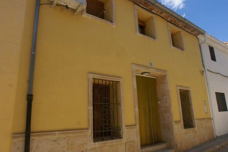 Holiday home Valencia Region Inland
