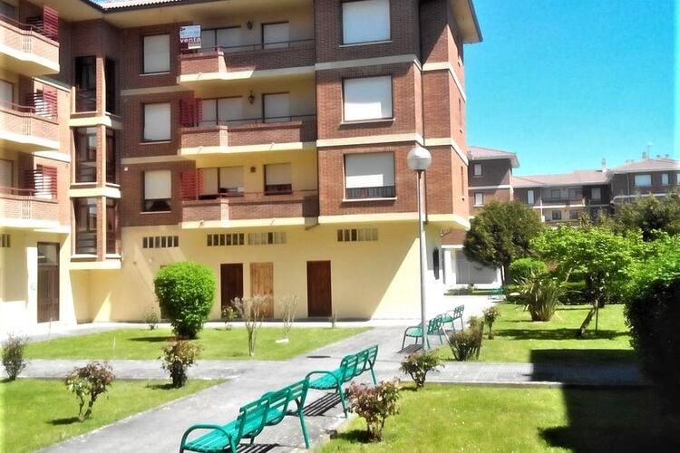 Vakantiehuizen Spanje | Castilla-Y-Leon | Appartement te huur in Villarcayo   met wifi 7 personen