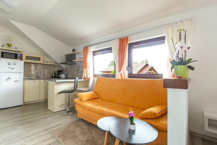 Appartement Kroatië, Kvarner, Selište Drežnićko Appartement HR-53231-10