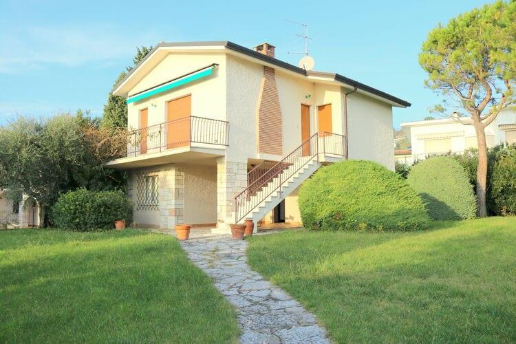 Vakantiehuizen Italie | Italiaanse-Meren | Vakantiehuis te huur in Bardolino met zwembad  met wifi 4 personen