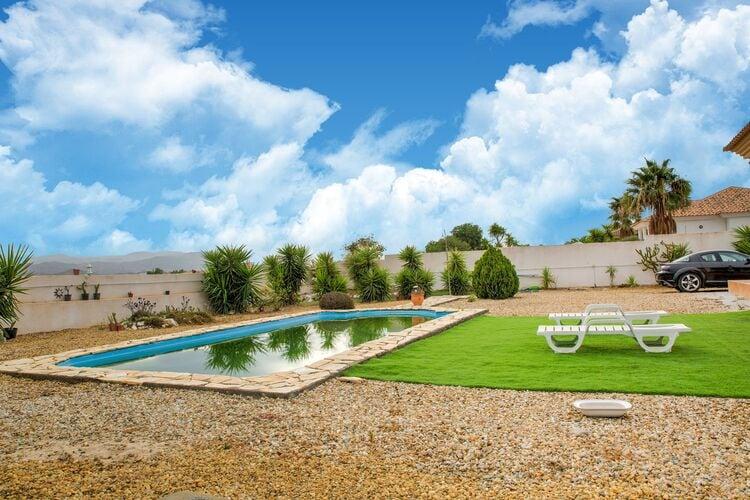 vakantiehuis Spanje, Andalucia, Albox vakantiehuis ES-04800-03