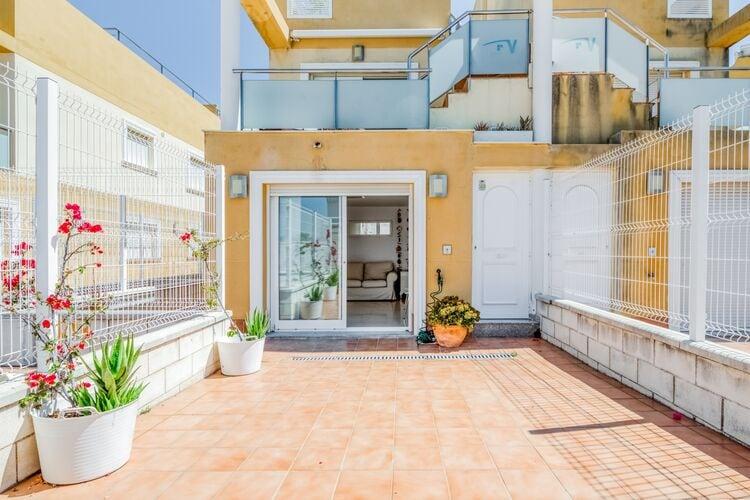 Vakantiehuizen Spanje | Valencia | Vakantiehuis te huur in Oliva met zwembad  met wifi 6 personen