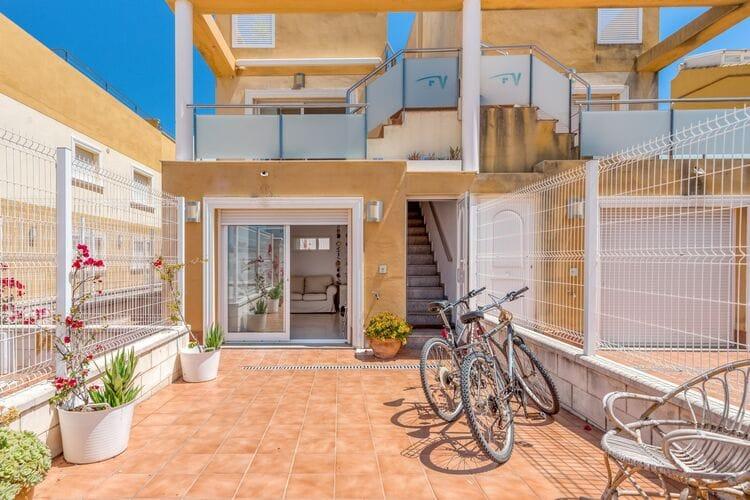 vakantiehuis Spanje, Valencia, Oliva vakantiehuis ES-46780-22