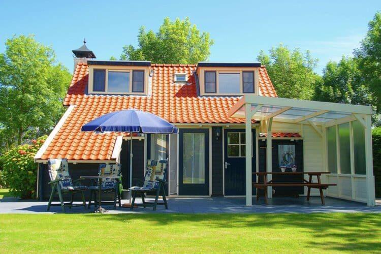 Vakantiehuizen Nederland | Zeeland | Vakantiehuis te huur in Burgh-Haamstede   met wifi 5 personen