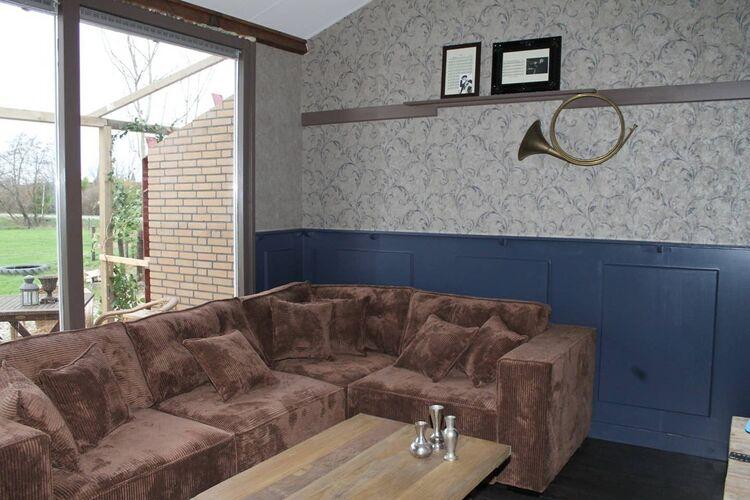 vakantiehuis Nederland, Gelderland, Horssen vakantiehuis NL-6631-04