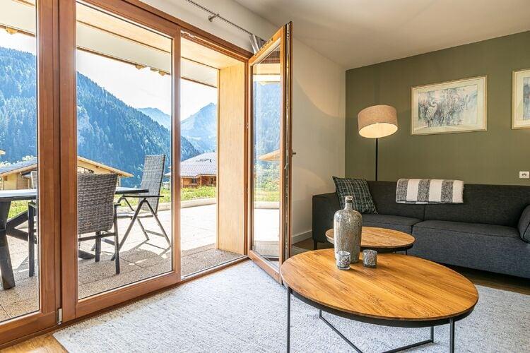 Vakantiehuizen Frankrijk | Rhone-alpes | Appartement te huur in Abondance   met wifi 8 personen